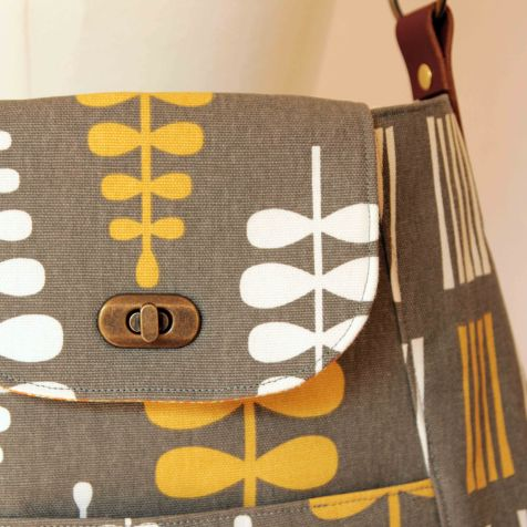 Handmade bag detail by Jenny Gale