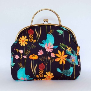Mini Poppins bag by Jenny Gale
